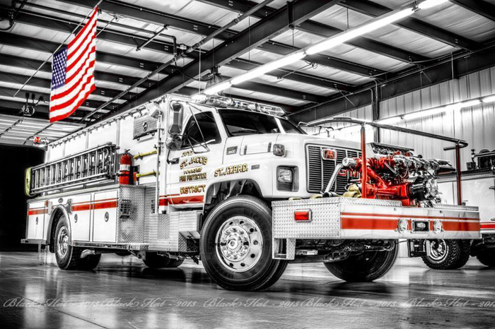 The St. Jacob Illinois Fire Department